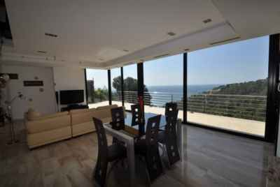 Amazing house with pool, garden and sea views in Tossa De Mar on Costa Brava coast